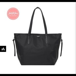 NWT Black Botkier Bond Nylon Tote